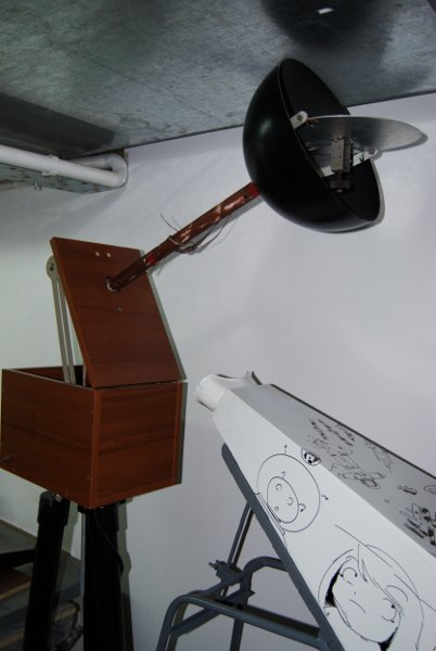 Prototyp projektora
