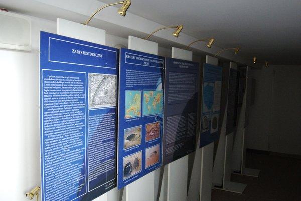Wystawa w holu