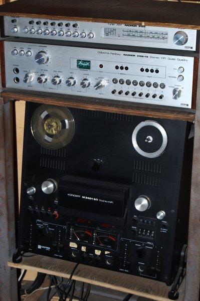 Sprzęt audio w łódzkim planetarium