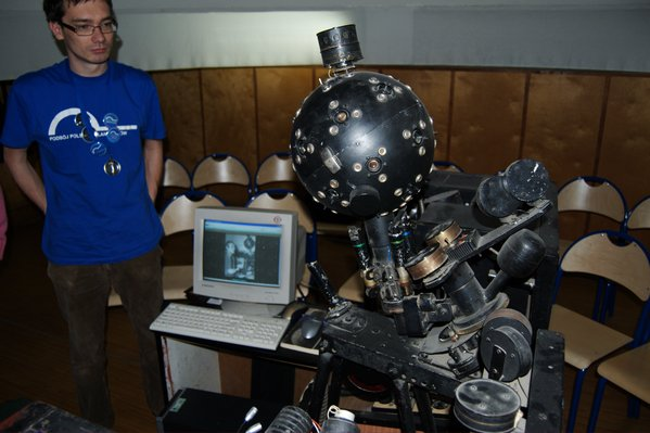 Projektor piotrkowskiego planetarium