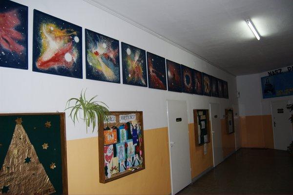 Szkoła w Potarzycy. Galeria prac uczniów