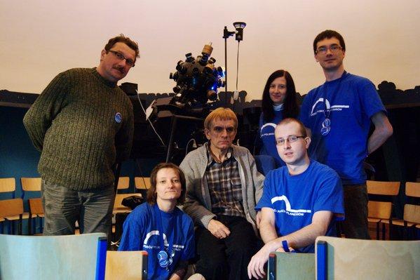Ekipa PPP z Andrzejem Owczarkiem