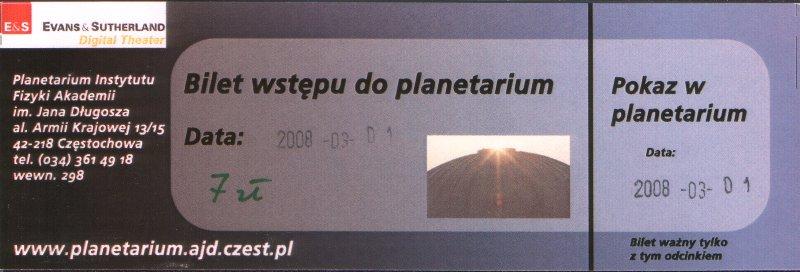 bilet_Czestochowa