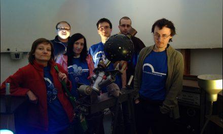 Podbój Polskich Planetariów – etap 6