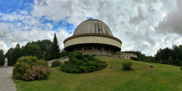 Planetarium Śląskie w Chorzowie (fot. Tomasz Lewicki)